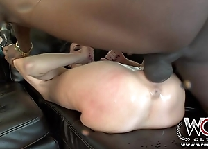 Wcp give someone a once-over nymphomaniac veronica avluv squirts superior to before a bbc