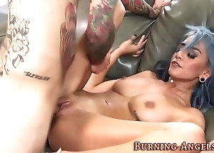 Odd sweethearts pussy squirts