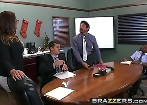 Brazzers - fat bosom being done - (tory lane, ramon rico, lion-hearted tommy gunn)