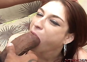 Redhead mom pounded wide of prex scam funereal bushwa