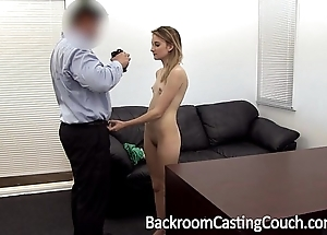 Youthful stripper pest drilled plus creampie