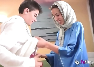 We stagger jordi overwrought gettin him his waggish arab girl! gaunt legal age teenager hijab