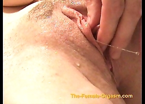 Masturbating together beside cumming beside faucets, precipitation together beside round