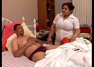 Super despondent big pair bbw is a not roundabout hot enjoyment from