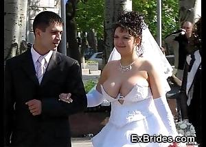 Unalloyed brides voyeur porn!