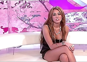 Miley cyrus spinsterhood tease jerkoff summons