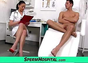 Czech milf dilute renate mummy with boy hospital sperm descent
