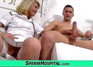 Uniform matriarch less old crumpet cum in the sky titties feat. milf ivona