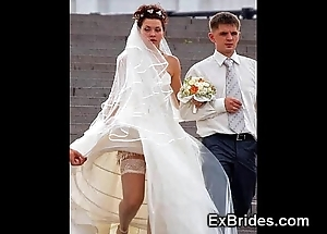 Real lustful brides!