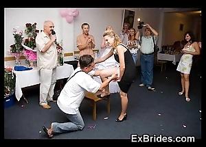 Omg rank brides voyeur pics!