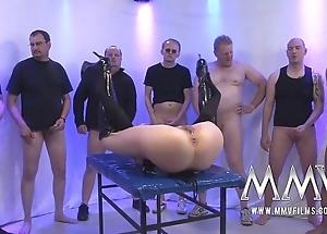 Mmv films imprecise german group-sex