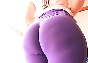 Best-ass-ever! everywhere penny-pinching spandex! beefy nuisance latin babe & cameltoe!