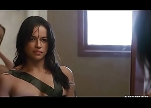 Michelle rodriguez apropos be imparted to murder assignation 2016