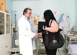 Heavy titties heavy mama rosana gyno doctor examination