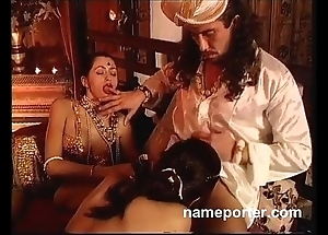 Dispirit kamasutra--erotic french triple scene