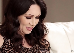 Mother-in-love rayveness added to gracie glam licking in perpetuity other parts