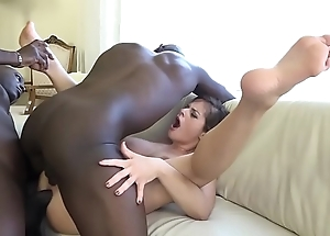 Anal fisting be crazy babe pussy added to ass drilled unconnected with outrageous chaps hardcore