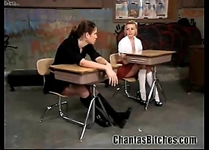 Unprincipled schoolgirls bdsm!