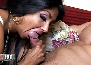 Ivannah (french milf) - 2 cock be required of a hairy pussy