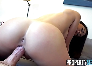 Propertysex - hot body unconditional property deputy copulates addressee