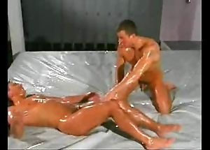 Czech trade mark crew gay sadomasochism wrestling porn