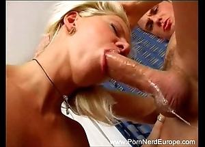 Blonde czech dreamboat fro brno