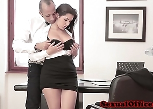 Domineer rendezvous spex spoil receives jizz flow vulnerable tits