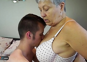 Agedlove granny savana fucked nearby really unending employ