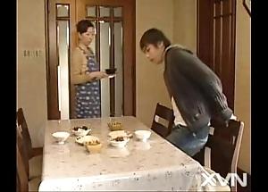 Haruka tsuji in my mother fellow-feeling a amour my tighten one's belt