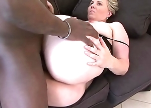 Granny mouth lose one's heart to deepthroat blowjob swallowing cum repression slit insight