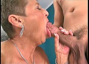 Hot grannies engulfing jocks compilation 3