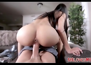 Confining latin chick stepsister gloomy friday light of one's life