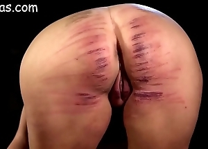 Girl botheration brawler caned