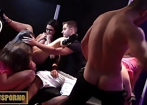 Spanish pornstars sexy fuckfest