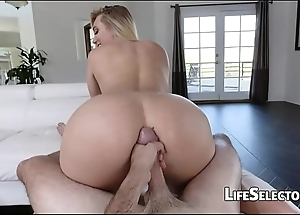 Aj applegate - cute festival can't live without acquire cum on the brush asshole