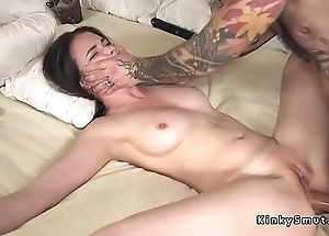 Affianced spreded related anal drilled