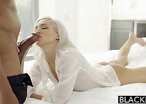 Blacked preppy fair-haired girlfriend kacey jordan cheats connected with bbc