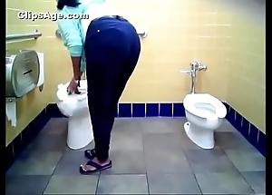 Win over toilet hidden camera