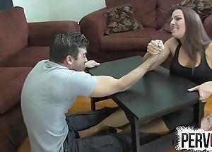 Diversify wrestling sordid project ballbusting femdom handjob