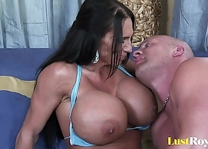 Exceedingly busty mom lisa lipps loves with bonk