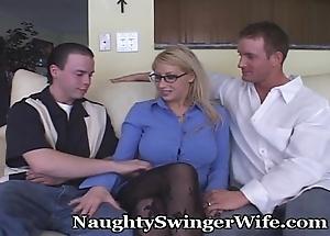 Swing in my wife?